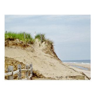 Cartão Postal Foto da praia