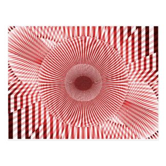Cartão Postal fractals