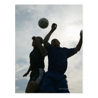 Cartão Postal Futebol (futebol) 4