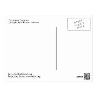 Cartão Postal GA-phong Dongma [cartão]