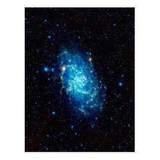 Cartão Postal Galáxia de Triangulum