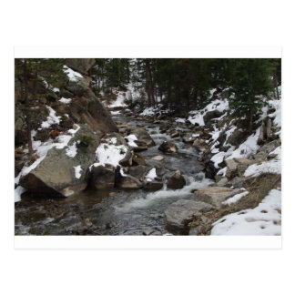 Cartão Postal Garganta de Colorado
