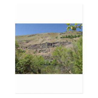 Cartão Postal Garganta do rio de Yakima