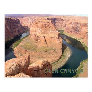 Cartão Postal Garganta do vale de ABH