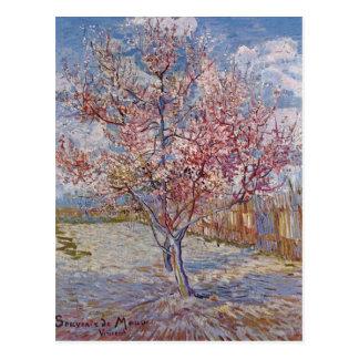 Cartão Postal Gogh, reminiscente malva o de Vincent camionete