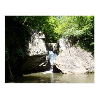 Cartão Postal Great Falls do Dan