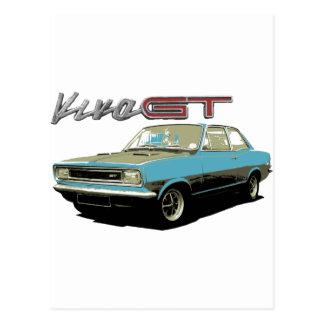 Cartão Postal HB GT de Vauxhall Viva