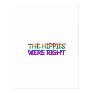 Cartão Postal hippys