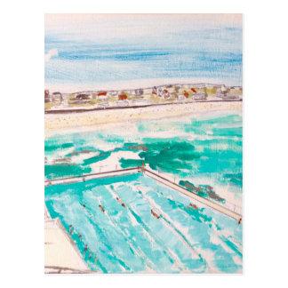 Cartão Postal Iceberg-Bondi