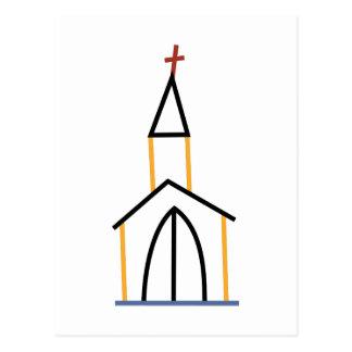 Cartão Postal Igreja