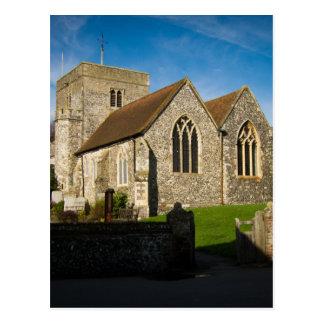 Cartão Postal Igreja da vila