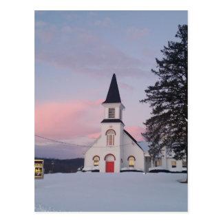 Cartão Postal Igreja luterana de St James