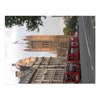 Cartão Postal Inspiração de Londres