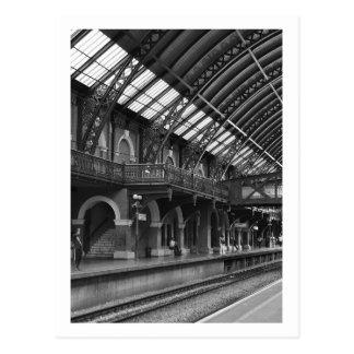 Cartão Postal - Interior da Estação da Luz (Nº4)