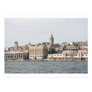 Cartão Postal Istambul