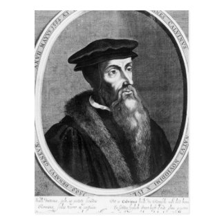 Cartão Postal João Calvino
