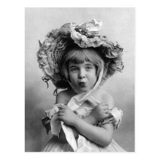 Cartão Postal Jogando Adulto, 1902