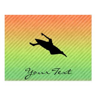 Cartão Postal Kayaking