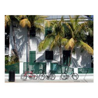 Cartão Postal Key West histórico