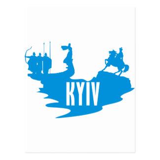 Cartão Postal Kyiv