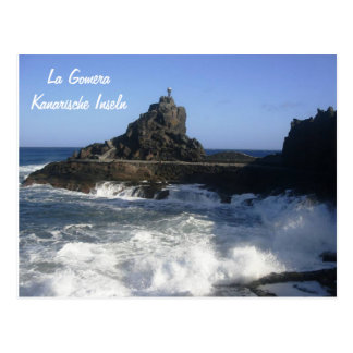 Cartão Postal La Gomera