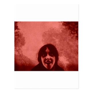 Cartão Postal lady-vampire-3