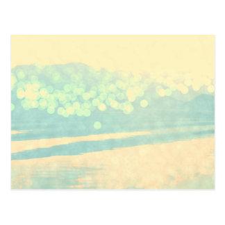 Cartão Postal Lago Bokeh
