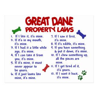 Cartão Postal Leis 2 da propriedade de GREAT DANE