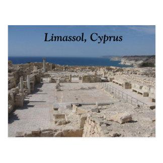 Cartão Postal Limassol, Chipre