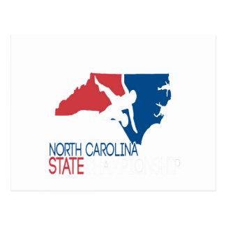 Cartão Postal Luta North Carolina dos EUA