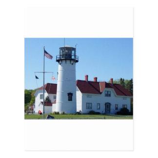 Cartão Postal Luz de Chatham