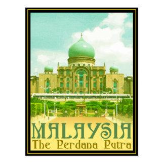 Cartão Postal Malaysia