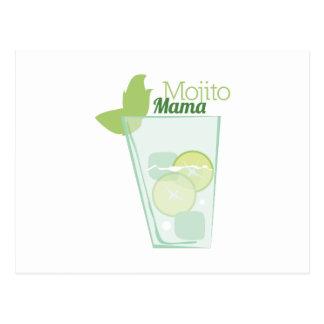 Cartão Postal Mama de Mojito