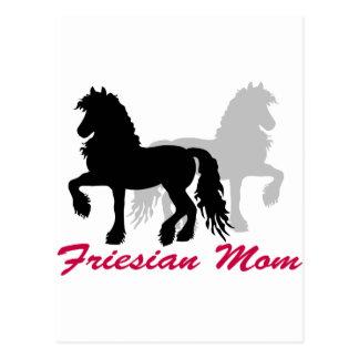 Cartão Postal Mamã do frisão