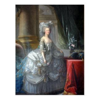 Cartão Postal Marie Antoinette