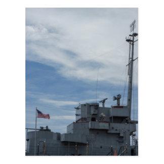 Cartão Postal Marinho