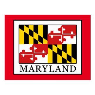 Cartão Postal Maryland