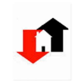 Cartão Postal Mercado imobiliário