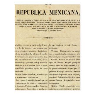 Cartão Postal México 9