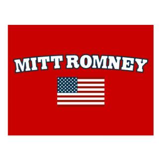 Cartão Postal Mitt Romney América