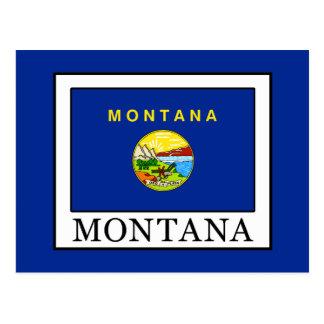 Cartão Postal Montana