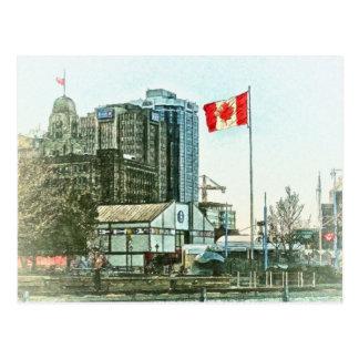Cartão Postal Museu do beira-rio de Halifax pelo Mac de Shawna