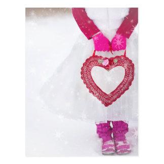 Cartão Postal namorados-coração-romântico-amor