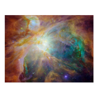 Cartão Postal Nebulosa