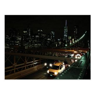 Cartão Postal newyork