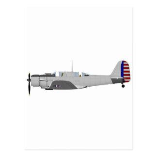 Cartão Postal Nómada 398398 de Northrop A-17A