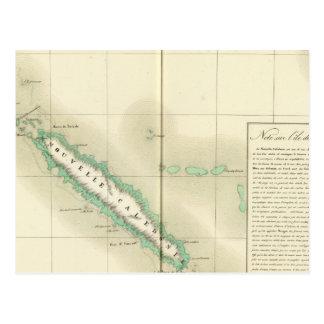 Cartão Postal Nova Caledônia Oceania nenhuns 46