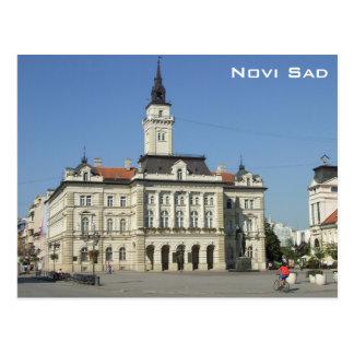 Cartão Postal Novi Sad