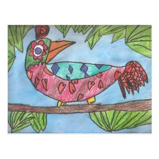 Cartão Postal O Bird.jpeg de Emily