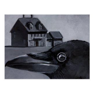 Cartão Postal O Birdhouse